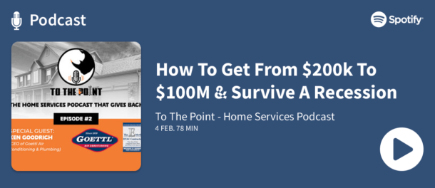 Podcast - How To Get From $200k To $100M & Survive A Recession